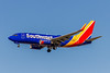 Southwest Airlines, N570WN, Boeing 737-7CT(WL), msn 33657, Photo by John A Miller, LAX, Image TT158LAJM