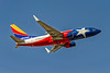 Southwest Airlines, N931WN, Boeing 737-7H4(WL), msn 36637, Lone Star One Special Paint Scheme, Photo by John A Miller, TPA, Image TT166RAJM