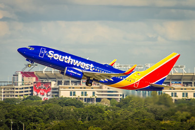 Southwest Airlines, N7835A, Boeing 737-752(WL), msn 34294, Photo by John A Miller, TPA, Image TT163LAJM
