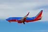 Southwest Airlines, N926WN, Boeing 737-7H4, msn 36629, Photo by John A. Miller, LAS, Image TT043LAJM