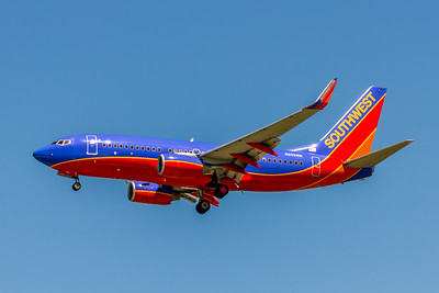 Southwest Airlines, N203WN, Boeing 737-7H4(WL), msn 32483, Photo by John A Miller, TPA, Image TT133LAJM