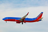 Southwest Airlines, N8309C, Boeing 737-8H4, msn 36985, Photo by John A. Miller, LAS, Image UU015LAJM