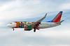 Southwest Airlines (State of Florida Flag), N945WN, Boeing 737-7H4., msn 36660, Photo by John A. Miller, LAS, Image TT039LAJM