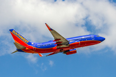 Southwest Airlines, N267WN, Boeing 737-7H4(WL), msn 32525, Photo by John A Miller, TPA, Image TT142RAJM