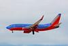 Southwest Airlines, N235WN, Boeing 737-7H4, msn 34630, Photo by John A. Miller, LAS, Image TT037LAJM