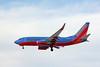 Southwest Airlines, N262WN, Boeing 737-7H4, msn 32519, Photo by John A MIller,LAS, Image TT007LAJM