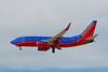 Southwest Airlines, N453WN, Boeing 737-7H4, msn 29847, Photo by John A. Miller, LAS, Image TT012LAJM