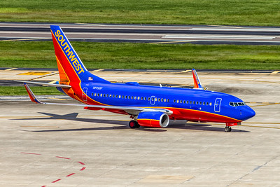 Southwest Airlines, N7720F, Boeing 737-7BD(WL), msn 33922, Photo by John A Miller, TPA, Image TT164RGJM