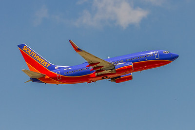 Southwest Airlines, N274WN, Boeing 737-7H4(WL), msn 23529, Photo by John A Miller, TPA, Image TT143RAJM