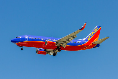 Southwest Airlines, N656SW, Boeing 737-3H4, msn 28401, Photo by John A Miller, TPA, Image K130LAJM