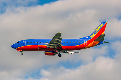 Southwest Airlines, N690SW, Boeing 737-3G7, msn 23783, Photo by John A Miller, TPA, Image K131LAJM