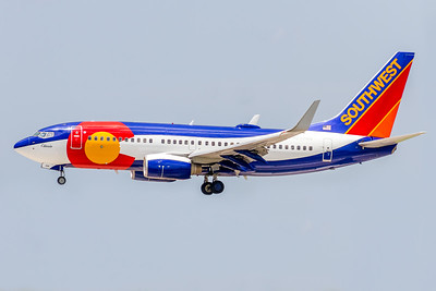 Southwest Airlines, N230WN, Boeing 737-7H4(WL), msn 34592, Photo by John A Miller, TPA, Image TT140LAJM