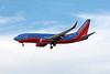 Southwest Airlines, N922WN, Boeing 737-7H4, msn 32461, Photo by John A. MIller, LAS, Image TT021LAJM