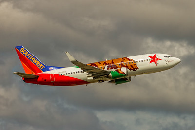 Southwest Airlines, N609SW, Boeing 737-3H4(WL), msn 27929, Photo by John A Miller, TPA, Image K139RAJM