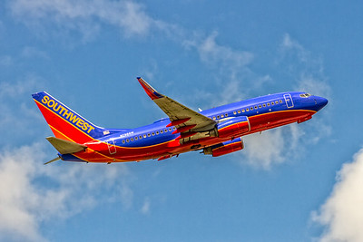 Southwest Airlines, N786SW, Boeing 737-7H4(WL), msn 29811, Photo by John A Miller, TPA, Image TT162RAJM