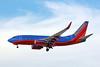 Southwest Airlines, N491WN, Boeing 737-7H4, msn 33867, Photo by John A. Miller, LAS, Image TT014LAJM