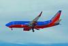 Southwest Airlines, N955WN, Boeing 737-7H4, msn 36671, Photo by John A. Miller, LAS, Image TT041LAJM