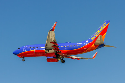 Southwest Airlines, N259WN, Boeing 737-7H4(WL), msn 35554, Photo by John A Miller, TPA, Image TT135LAJM