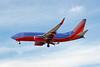 Southwest Airlines, N751SW, Boeing 737-7H4, msn 29803, Photo by John A. Miller, LAS, Image TT015LAJM