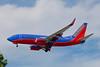 Southwest Airlines, N299WN, Boeing 737-7H4, msn 36614, Photo by John A. Miller, LAS, Image TT042LAJM