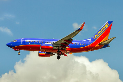 Southwest Airlines, N7811F, Boeing 737-76N(WL), msn 28654, Photo by John A Miller, TPA, Image TT127LAJM