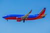 Southwest Airlines, N361SW, Boeing 737-3H4(WL), msn 26572, Photo by John A Miller, LAX, Image K098LAJM