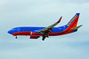 Southwest Airlines, N791SW, Boeing 737-7H4, msn 27886, Photo by John A. Miller, LAS, Image TT018LAJM