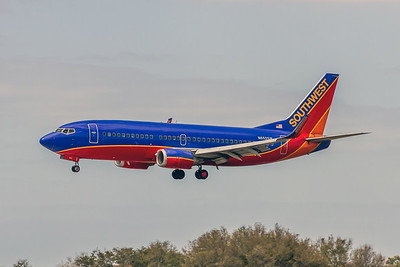 Southwest Airlines, N652SW, Boeing 737-3H4(WL), msn 27722, Photo by John A Miller, TPA, Image K128LAJM