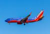 Southwest Airlines, N771SA, Boeing 737-7H4(WL), msn 27879, Photo by John A Miller, LAX, Image TT144LAJM