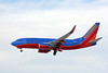 Southwest Airlines, N952WN, Boeing 737-7H4, msn 36667, Photo by John A. Miller, LAS, Image TT040LAJM