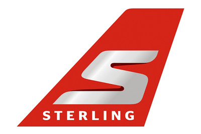 Sterling Airlines Logo