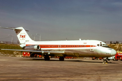 TWA, N1070T, Douglas DC-9-15, msn 45784, Photo by Photo Enrichments Collection, Image C124RGSP