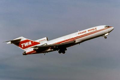 TWA, N848TW, Boeing 727-31, msn 18751, Photo by Frank Hines, Image I210RAFH
