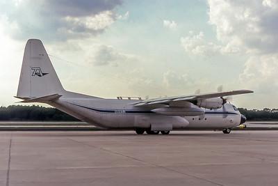 Tepper Aviation, N8183J, Lockheed L-100-30 Hercules, msn 382-4796, Photo by John A Miller, TPA, Image ZA001RGJM