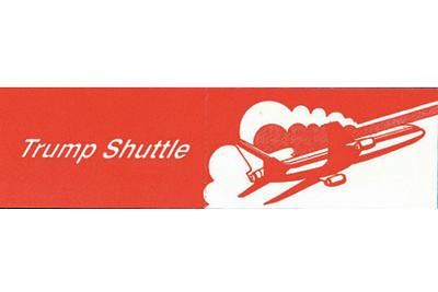 Trump Shuttle Logo