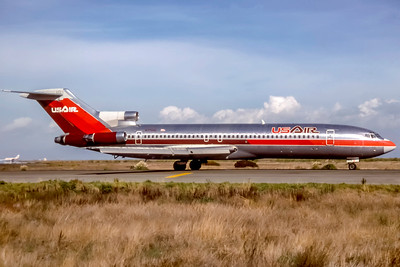 USAir, N775AL, Boeing 727-264, msn 23014, Photo by Stephen Tornblom, Image I215RGSO