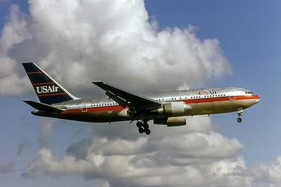 USAir, N647US, Boeing 767-201(ER), msn 23899, Photo by Nigel Chalcraft,  Image P019RANC