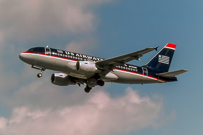 USAirways, N747UW, Airbus A319-112, msn 1301, Photo by Photo Enrichments Collection, Image AB075LAJC