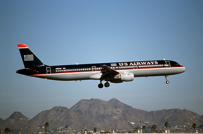 USAirways, N165US, Airbus A-321-21,1 msn 1431, Photo from the Photo Enrichments Collection, Image TA002RAJC