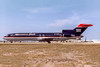 USAirways Shuttle, N918TS, Boeing 727-225, msn 20445, Photo by Stephen Tornblom Collection, Image I213LGSO