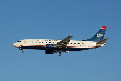 USAirways, N427US, Boeing 737-4B7, msn 24549, Photo by John A Miller, TPA, Image L026LAJM
