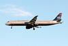 USAirways, N184US, Airbus A321-211, msn 1651, Photo by John A. Miller, TPA, Image TA003LAJM