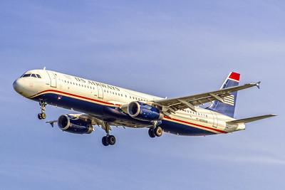 USAirways, N559UW, Airbus A321-231, msn 5292, Photo by John A Miller, TPA, Image TA011LAJM