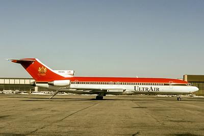 UltraAir, N12305, Boeing 727-231, msn 19562, Photo by Adrian J Smith, Image I064RGAS