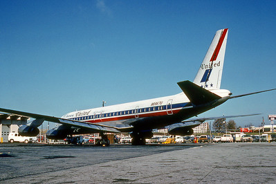 United Airlines, N8967U, Douglas DC-8-62H, msn 46068, Photo by Photo Enrichments Collection, Image B005LGJC