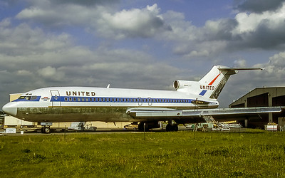 United, N7001U, Boeing 727-22, msn 18293, Photo by Photo Enrichments Collection, Image I100LGJC