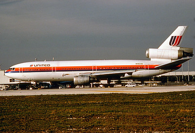 United Airlines, N1833U, Douglas DC-10-10, msn 47965, Photo by Photo Enrichments Collection,  Image U004LGJC