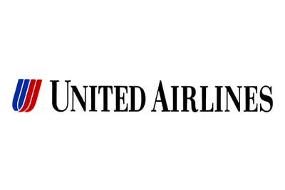 United Airlines Battleship Grey Logo