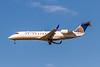United Express (SkyWest Airlines), N915SW, CL600-2B19 Regional Jet CRJ-200ER, msn 7615, Photo by John A Miller, LAX, Image YY023LAJM