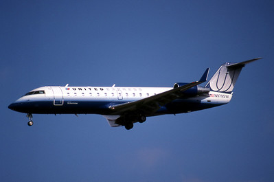 Untied Express (Skywest Airlines), N979SW, CRJ-200LR, msn 7954, Photo by Photo Enrichments Collection, Image YY004LAJC